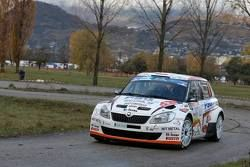 Antonin Tlustak e Ladislav Kucera, Skoda Fabia S2000