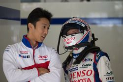 Anthony Davidson, Toyota Racing with Kazuki Nakajima, Toyota Racing