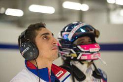 Sebastien Buemi, Toyota Racing