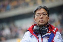 Toshio Sato, TMG President