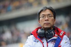 Toshio Sato, Presidente de TMG