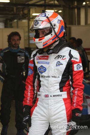 Алекс Брандл, Pegasus Racing