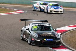 Ho-Pin Tung, Porsche Carrera Cup