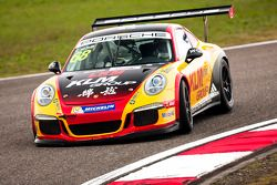 Chris Van der Drift, Porsche Carrera Cup