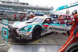 #36 Lexus RC F del Lexus Team Petronas Tom: Daisuke Ito, James Rossiter