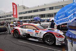 #39 Lexus Takımı Sard Lexus RC F: Kohei Hirate, Heikki Kovalainen