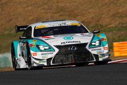 #36 Lexus Takımı Petronas Tom's Lexus RC F: Daisuke Ito, James Rossiter