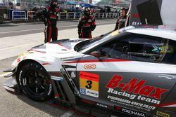 #3 Nddp Racing Nissan GT-R Nismo GT3: Kazuki Hoshino, Mitsunori Takaboshi