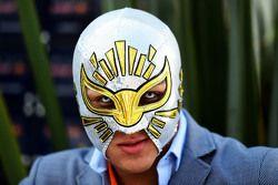 Le catcheur mexicain Mistico