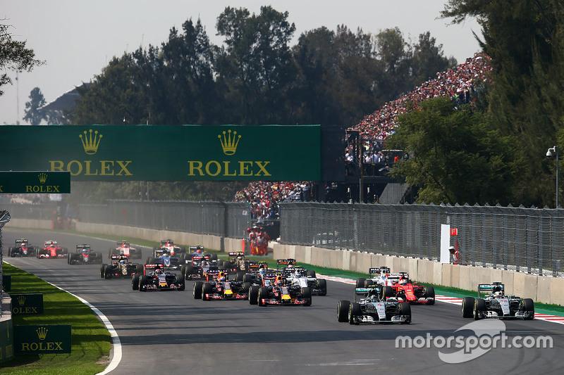 El inicio: Nico Rosberg, Mercedes AMG F1 W06