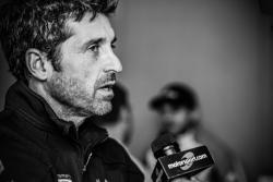 Patrick Dempsey parla a Motorsport TV
