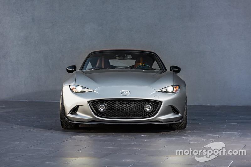 Mazda MX 5 Spyder Concept