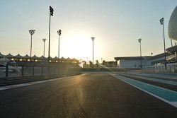 Yas Marina Circuit overview