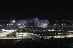 Yas Marina Circuit overview