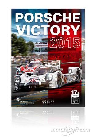 《保时捷的胜利2015》封面