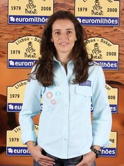 Portuguese teams presentation: Elisabete Jacinto