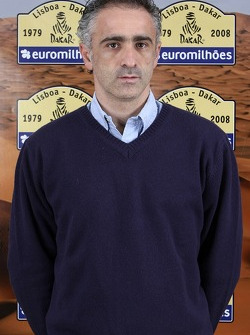Portuguese teams presentation: Pedro Oliveira