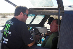 Team Dakar USA: Robby Gordon and Ronn Bailey