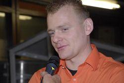 Team de Rooy departure event: Gerard de Rooy