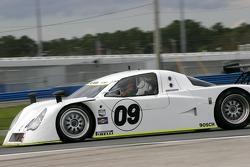 #09 Spirit of Daytona Racing Porsche Fabcar: Guy Cosmo, Marc-Antoine Camirand, Michael McDowell