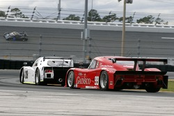 #09 Spirit of Daytona Racing Porsche Fabcar: Guy Cosmo, Marc-Antoine Camirand, #99 Bob Stallings/ Riley-Matthews Pontiac Riley: Jimmie Johnson, Alex Gurney, Jon Fogarty, Jimmy Vasser