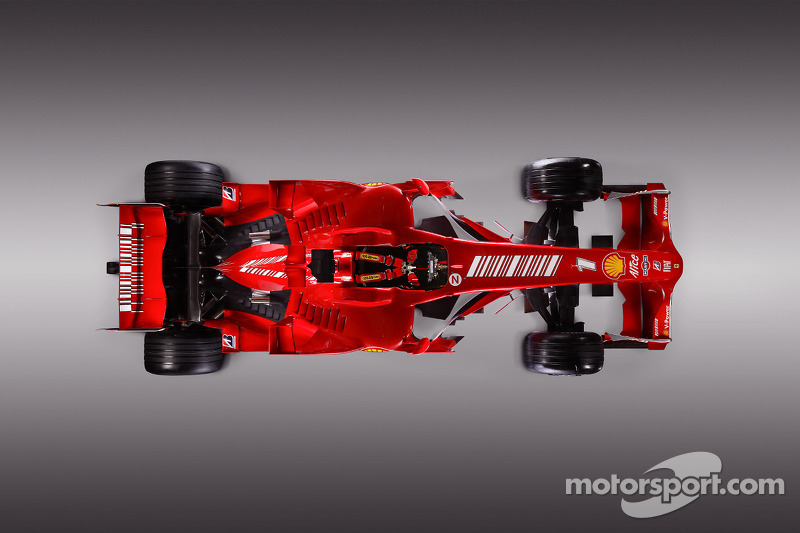 yeni Ferrari F2008