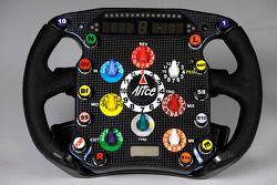 Steering, yeni Ferrari F2008