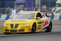 #07 Banner Racing Pontiac GXP.R: Paul Edwards, Kelly Collins, Jan Magnussen