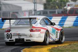 #80 Synergy Racing Porsche GT3 Cup: Mark Greenberg, Damien Faulkner, Jan Heylen, Lance Arnold
