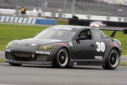 Racers Edge Motorsports Mazda RX-8 : Ken Dobson, Bob Michaelian, Jim Michaelian