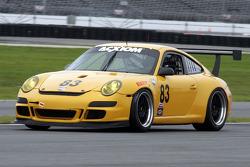 #83 Farnbacher Loles Motorsports Porsche GT3 Cup: Ben McCrackin,Ross Smith, Russell Walker