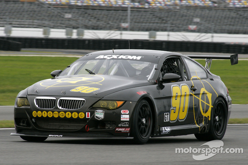 #90 Automatic Racing BMW M6: Jep Thornton, Tom Long, Joe Varde, David Russell