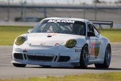 #17 Terra Firma Motorsports Porsche GT3 Cup: Gary Jensen, Mark Jensen, Ron Zitza, Jordan Taylor