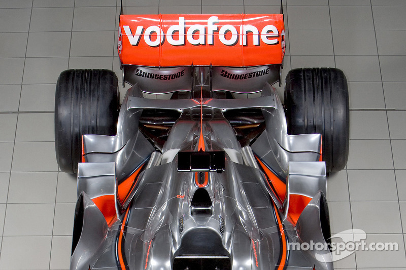 detay, yeni McLaren Mercedes MP4-23