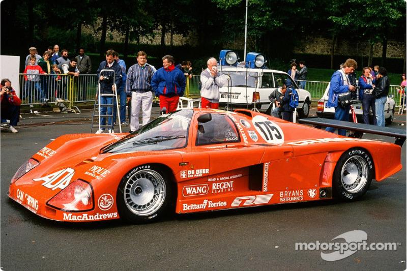 #175 ADA Engineering ADA C02 Ford: Ian Harrower, Laurence Bristow, Colin Pool
