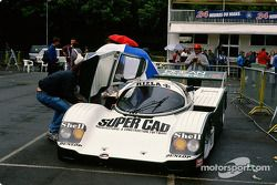 Team Davey Porsche 962 C : Tim Lee Davey, Tom Dodd Noble, Katsunori Iketani