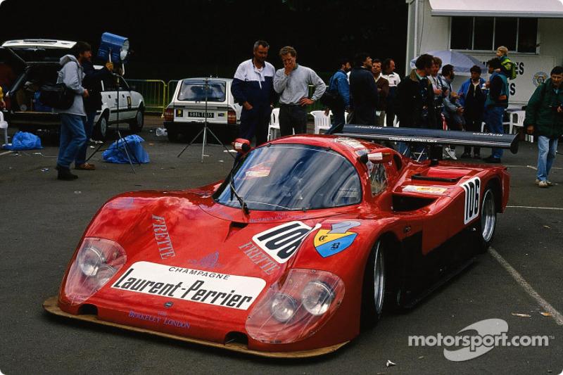 #106 Porto Kaleo Team Tiga GC 288 Ford: Robin Smith,