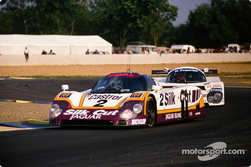 Silk Cut Jaguar Jaguar XJR9 LM : John Nielsen, Andy Wallace, Price Cobb