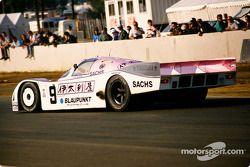 #9 Joest Racing Porsche 962 C: Hans Stuck, Bob Wollek