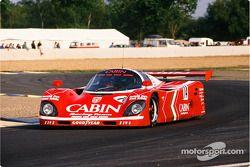 #14 Richard Lloyd Racing Porsche 962 C: Derek Bell, Tiff Needell, James Weaver