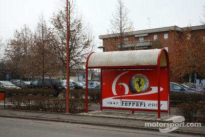 Ferrari F2008 lansmanı, Maranello, İtalya