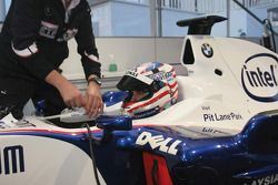 Graham Rahal BMW Formula 1 Car