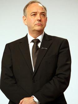 John Howett, Toyota Racing, President TMG