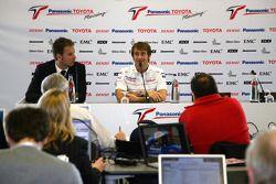 Press conference: Jarno Trulli