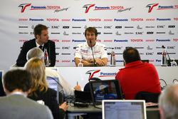 Conferencia de prensa: Jarno Trulli