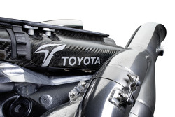 The Toyota TF108 V8 RVX-08 engine