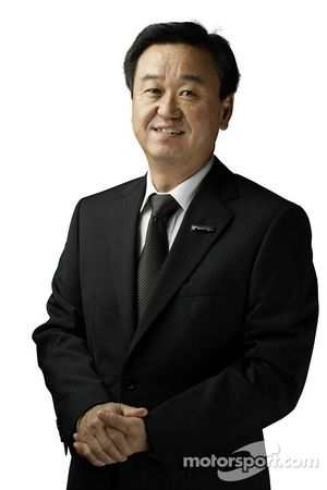 Tadashi Yamashina Chairman and Team Principal