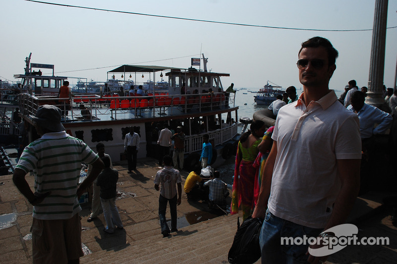 Vitantonio Liuzzi, Mumbai, India