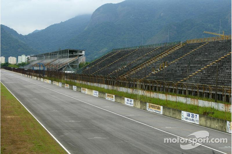 Jacarepagua Circuit, Abriss