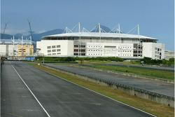 Трассу «Жакарепагуа» готовят к сносу для возведения объектов Олимпиалды-2016